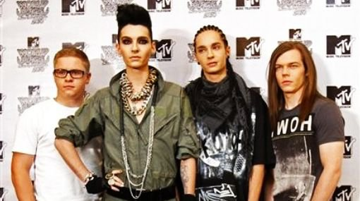 Interview exclusive avec Tokio Hotel
