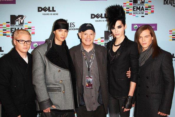 Le TTTday : Tokio Hotel, Thé et T-shirts.