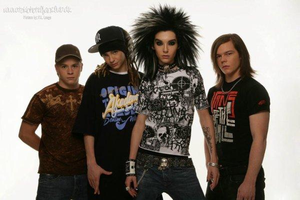 Tokio Hotel est déjà au Chili - Les concerts de Humanoid City Live au Cinéma ♥