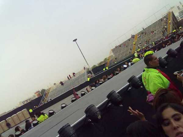 Concert Jockey Club - Lima (Pérou) - 25 Novembre