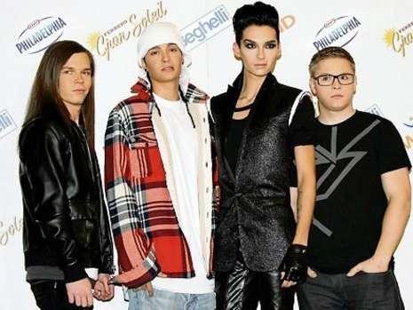 Tokio Hotel: première visite à Tokyo