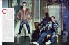 """Vogue"" décembre (Russie) - Aimer Bill Kaulitz"