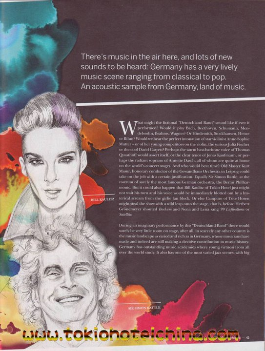 «Deutschland.de» n° 5/2010 (Allemagne)