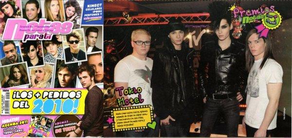 Notas Para Ti, no 243/décembre 2010 (Mexique)