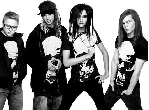 Tokio Hotel : des garçons en or
