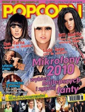 """Popcorn"" n° 01/2011 (Pologne)"