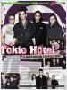 """""""Generación 21"""" n° 185 (Equateur) - Tokio Hotel, Nouveaux projets"""