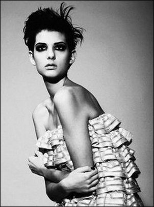 Lejla Hodzic ressemble à Bill Kaulitz.