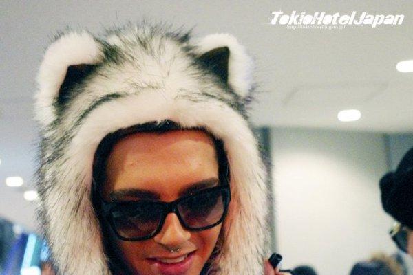 Tokio Hotel en Ukraine?