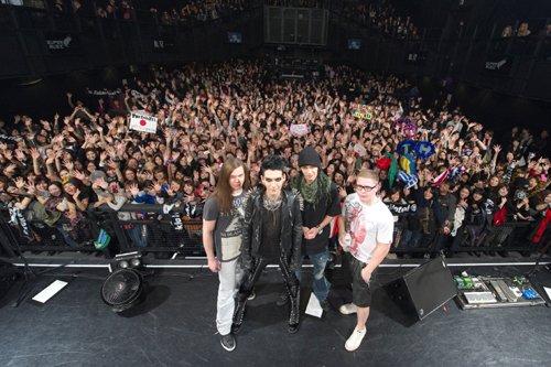 Showcase Tokyo - 15 Décembre 2010