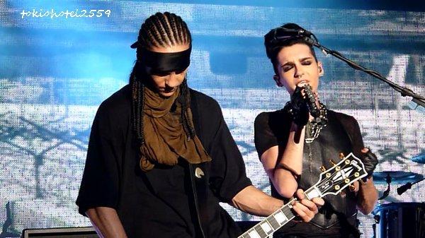 Tokio Hotel : Bill Kaulitz et le groupe sont impopulaires en Allemagne