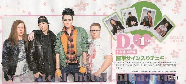 """""""Gossips"""" n° 02/11 (Japon)"""