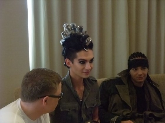 10.02.2011 - Interview ELLEgirl,Tokyo (Japon).