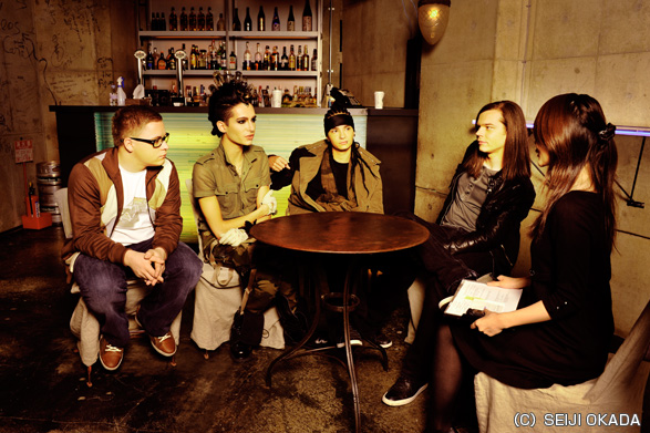 10 Février 2011 - Interview avec HIS (Japon)