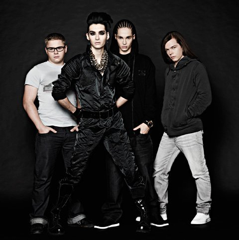 Tokio Hotel : Dark Side of the Sun