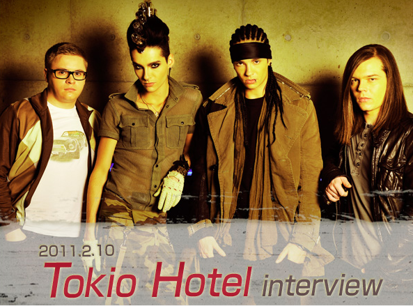 Interview (HIS) - 10 Février 2011 (Tokyo)