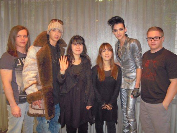 Interview Tokyo (Japon) - 11 Février 2011