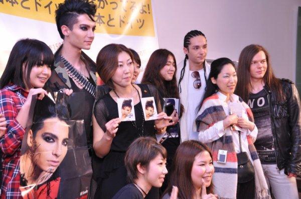 Ambassade Allemande (Tokyo - Japon) - 13 Décembre 2010