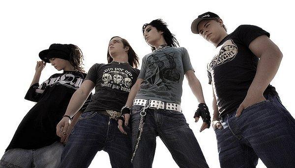 Tokio Hotel : un hommage aux légendes du rock ?