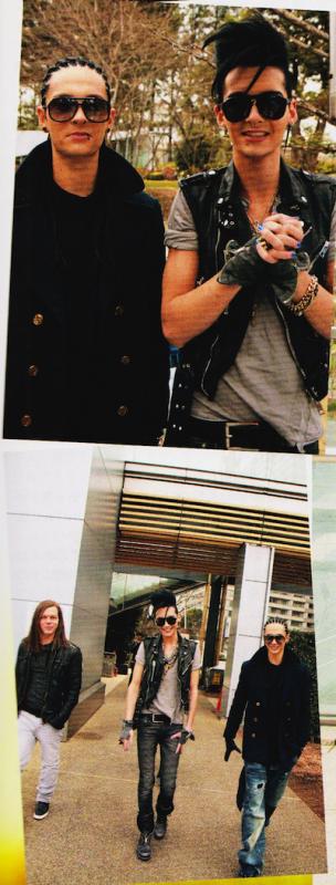 """""""InRock"""" n° 328/avril 2011 (Japon)"""