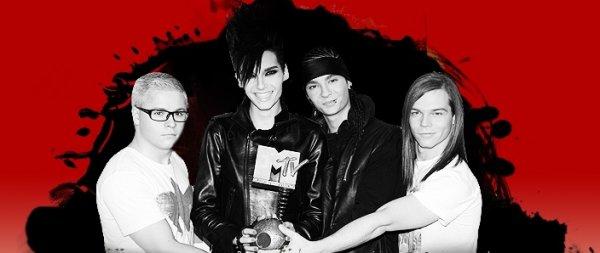 OPEN.UA ne peuvent pas faire venir Tokio Hotel en Ukraine :(