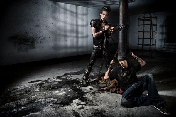 Nouvelles photos du Photoshoot PETA (Kai Stuht)