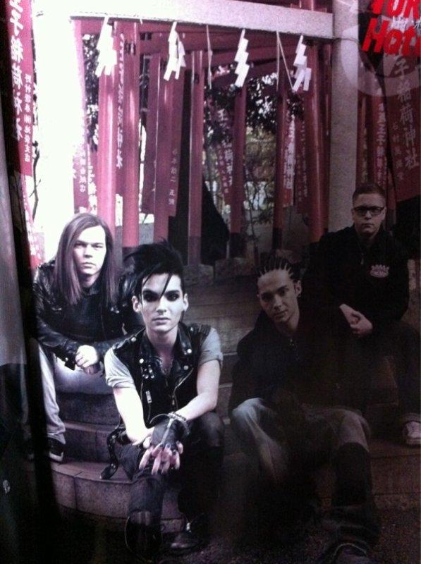 IN Rock Vol.329 (Japon).
