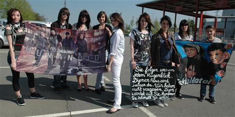 Articles sur le Tokio Hotel Day