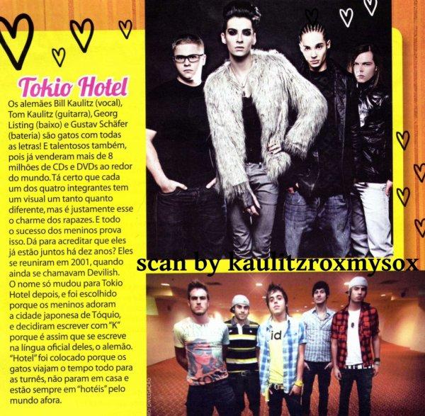Top Teen n°18/11 (Brésil).