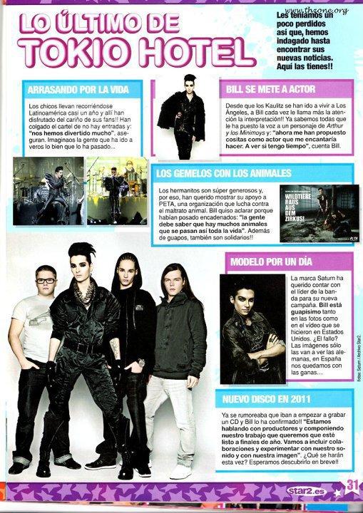 Star 2 n° 58/2011 (Espagne)