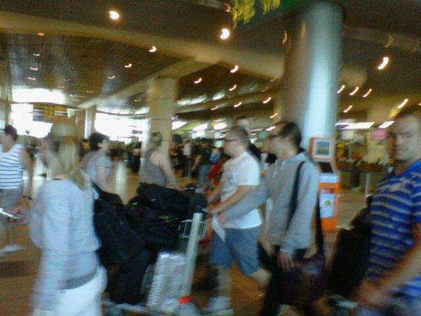 Aéroports de Berlin & de Moscou. - 2 Juin 2011
