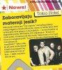 Bravo n° 215 (Serbie) - Oublient-ils leur langue maternelle ?
