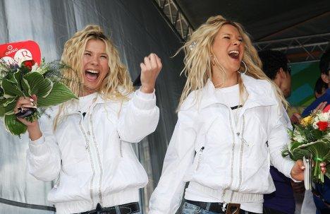 Les soeurs jumelles Elena et Irina parlent de Tokio Hotel