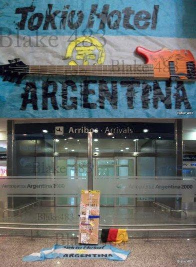 La Basse pour l'enchère est arrivée en Argentine :D
