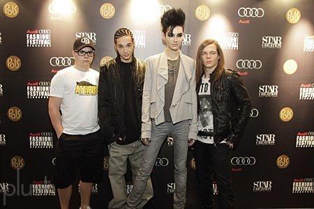 Tokio Hotel : La façon impressionnante du Tour d'Asie