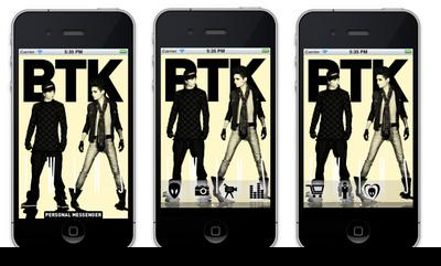 Date de sortie de l'Application BTK repoussée !!