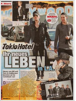 """Bravo"" n° 11/12 (Allemagne)"