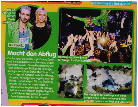 """Bravo"" n° 16/12 (Allemagne)"