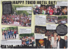 """""""Zona Joven"""" n° 150/12 (Pérou) - Joyeux Tokio Hotel Day !"""