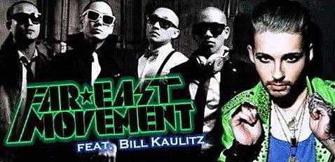 Articles Internet - Far East Movement & Bill Kaulitz