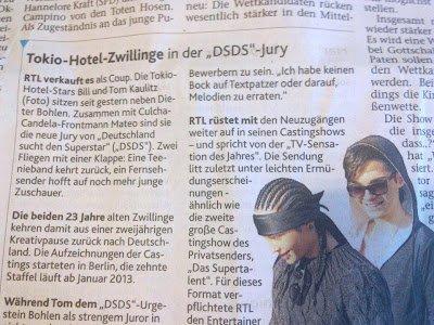 Aachener Zeitung - #224/2012 (Allemagne)