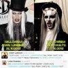 Adam Lambert mentionne Bill sur Twitter.