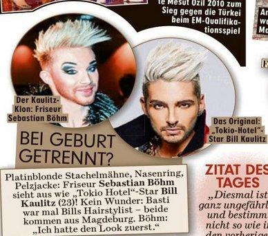 """""""BILD"""" - 16 janvier 2013 (Allemagne)"""