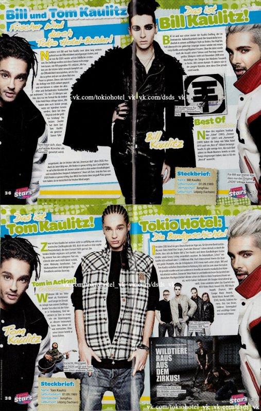 Casting Star n°01 (Allemagne)