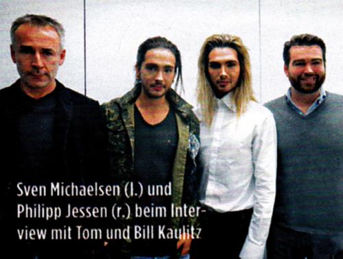"""""""Gala"""" n° 18 du 25 avril 2013 (Allemagne) - « Nous n'avons pas besoin de thérapeutes ! »"""