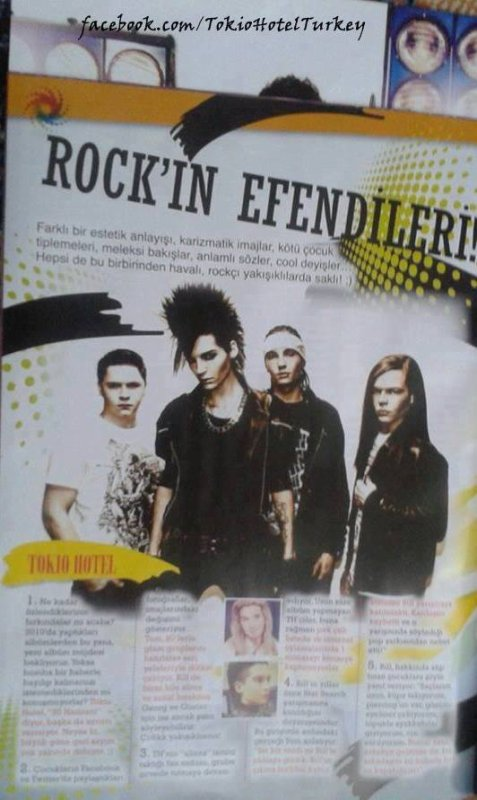 Go Girl Magazine #13/2013 - Turquie