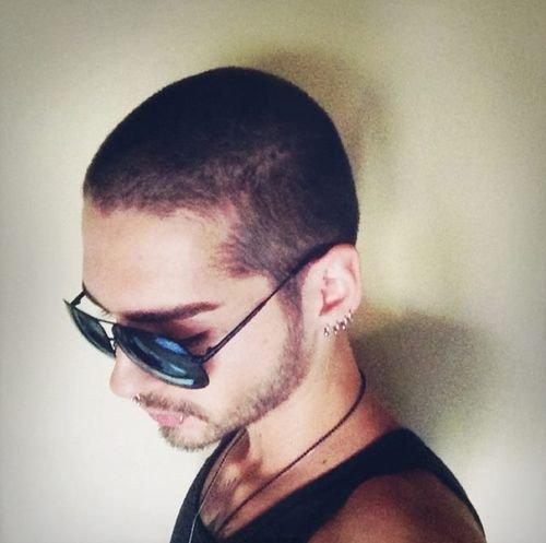 Bravo.de - Hot ou non: Bill Kaulitz avec les cheveux rasés...