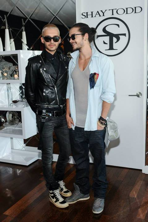 Bill & Tom @ Shay Todd's fashion preview 2014 - Los Angeles, USA 31.07.2013 - HQ -