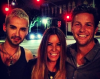 10.08.2013 - Acabar, Los Angeles (USA) - Bill, Shay Todd & Dax Miller