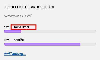 Bravo - Tokio Hotel - VS - Koblí¸c!